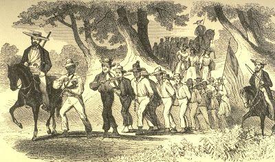 US Slave: Baltimore City Slave Trade