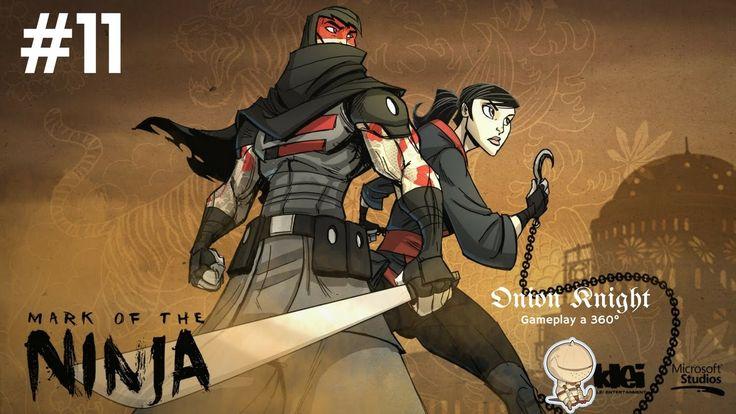 Mark of the Ninja - Walktrough - Part #11 Il cuore del castello