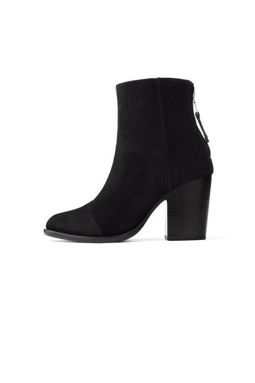 Ashby Ankle Boot - BLACK SUEDE | rag & bone