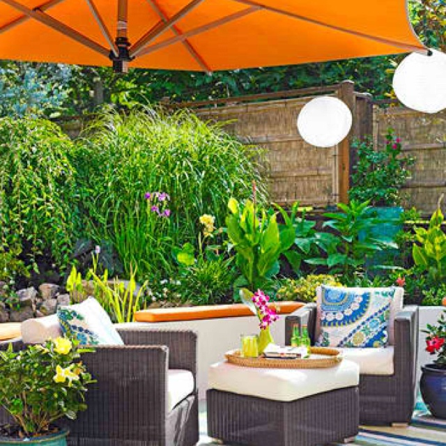 Colorful Outdoor Deck Decorating Ideas: 56 Best Colorful Patio Ideas Images On Pinterest