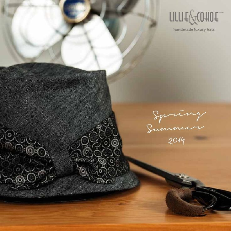 Lillie & Cohoe Spring/Summer 2014