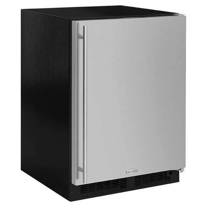 "Marvel 24"" Refrigerator | ML24RAS2RS"