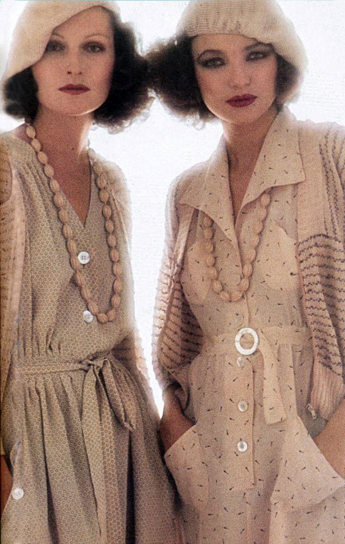 1970s Dresses, Fashion & Clothing Unique Vintage