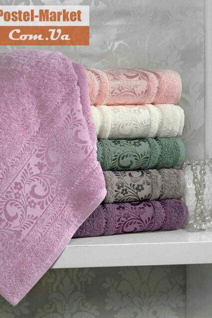 Набор полотенец Zeron V1 (90х150-6шт). Купить Набор полотенец Zeron V1 (90х150-6шт) в интернет магазине Постель маркет (Киев, Украина)