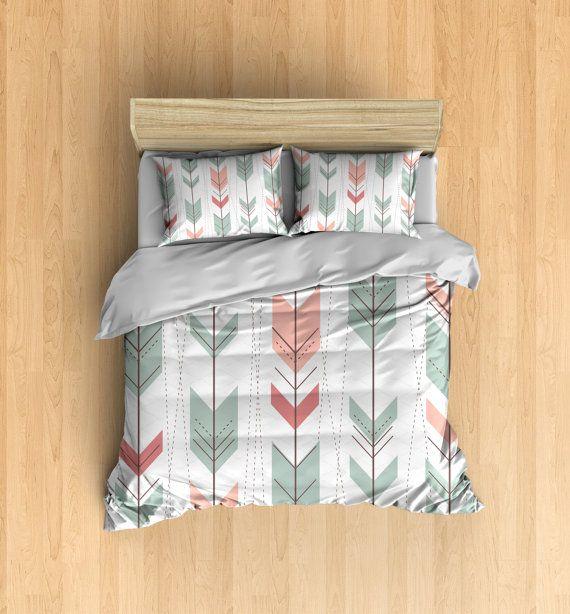 Tribal Arrow Bedding Arrow Bedding Tribal Bedding by DesignyLand
