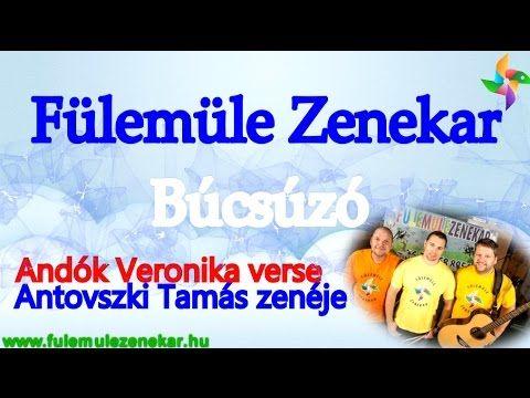 Búcsúzó - Fülemüle Zenekar - Ovis ballagási dalok Ovis ballagó Óvodai ba...