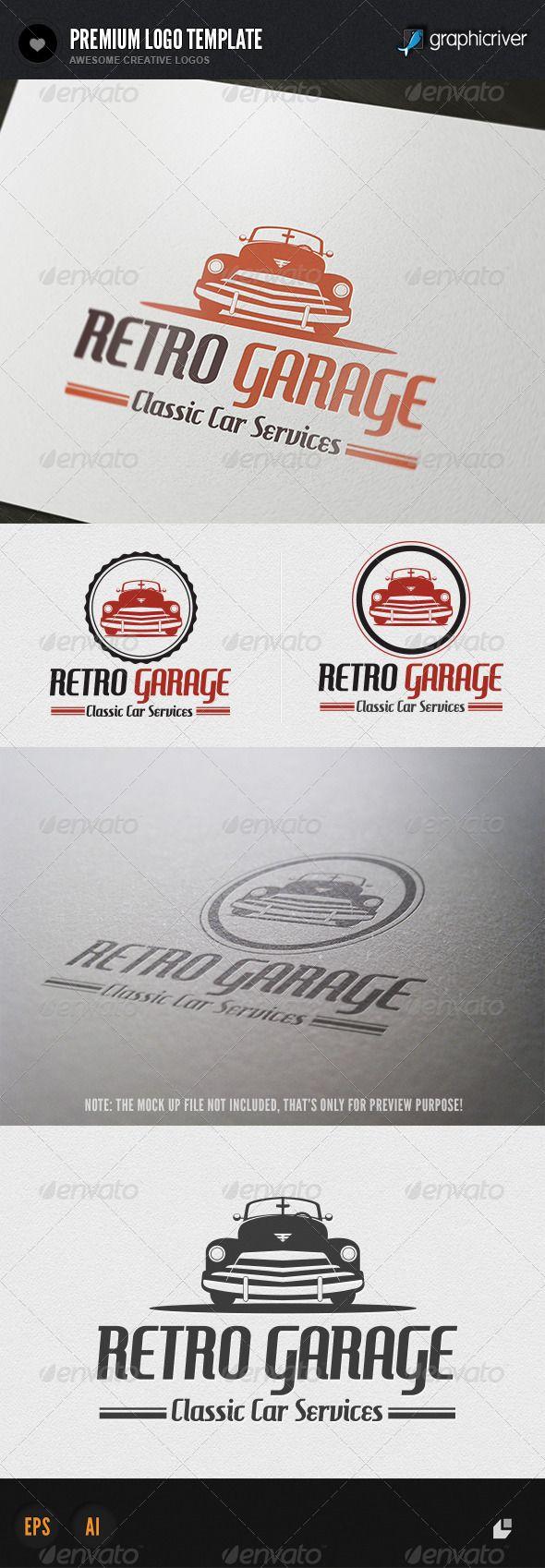 The 25 best garage logo ideas on pinterest vintage logo for Garage auto 93