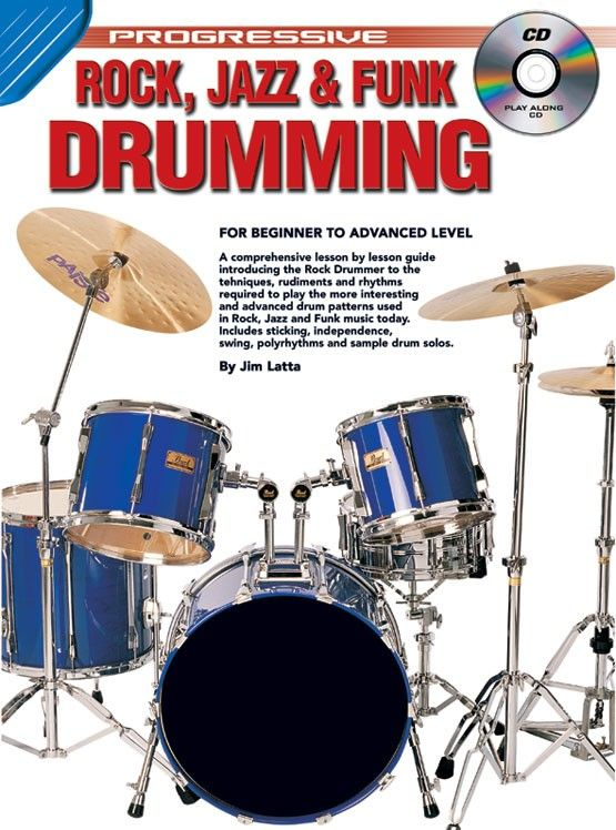 Image result for progressive rock jazz and funk drumming pdf