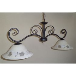 Wrought Iron Chandelier. Customize Realisations. 201