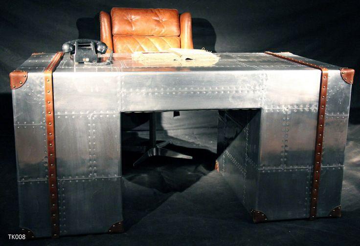 Dakota Desk, model # TK003, #spitfirefurniture