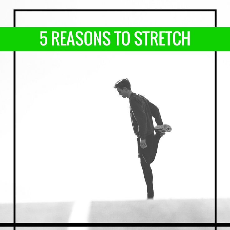 Need a reason to stretch? We give you 5 in our blog.   #staminade #stretching #fitness