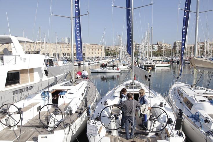 http://www.salonnautico.com/acreditaciones-y-entradas Una nueva edición del Salón Náutico Internacional de Barcelona, el evento de referencia para los profesionales del sector en España y para los aficionados al mar. Novedades, propuestas deportivas y de ocio para disfrutar de una gran fiesta náutica. Barcelona - Port Vell