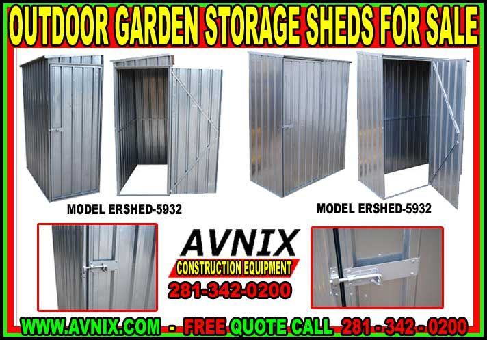 Cheap Backyard Portable Garden Storage Sheds For Sale At Discount Prices