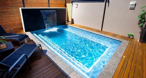 piscinas pequeas ideas para piscinas pequeas en patios pequeos