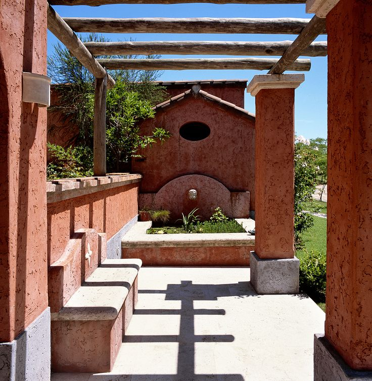 Arquitectura - Paisajismo - Ricardo Pereyra Iraola - Buenos Aires - Argentina - Estanque - Casa