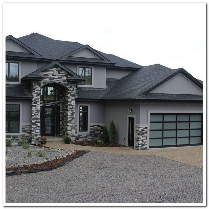 42 stunning modern dream house exterior design ideas 28