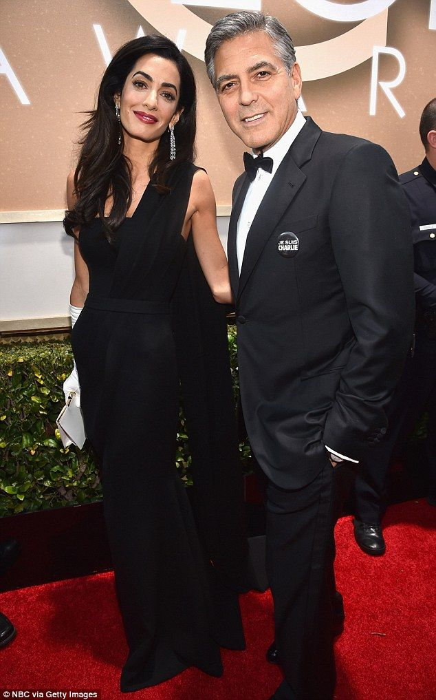 132 best images about George Clooner and wife Amal ...