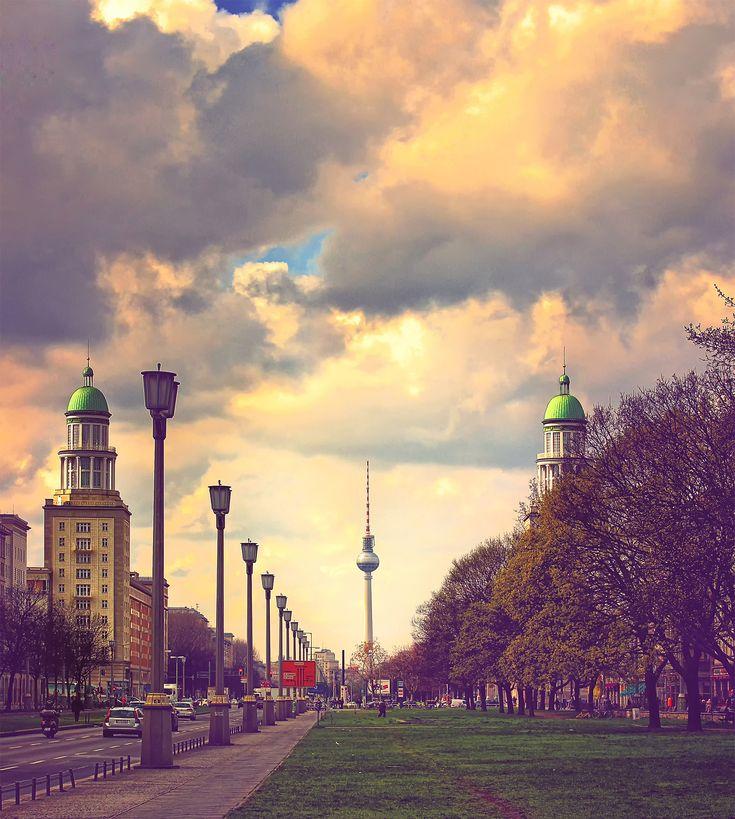 Berlin - Frankfurter Allee - null