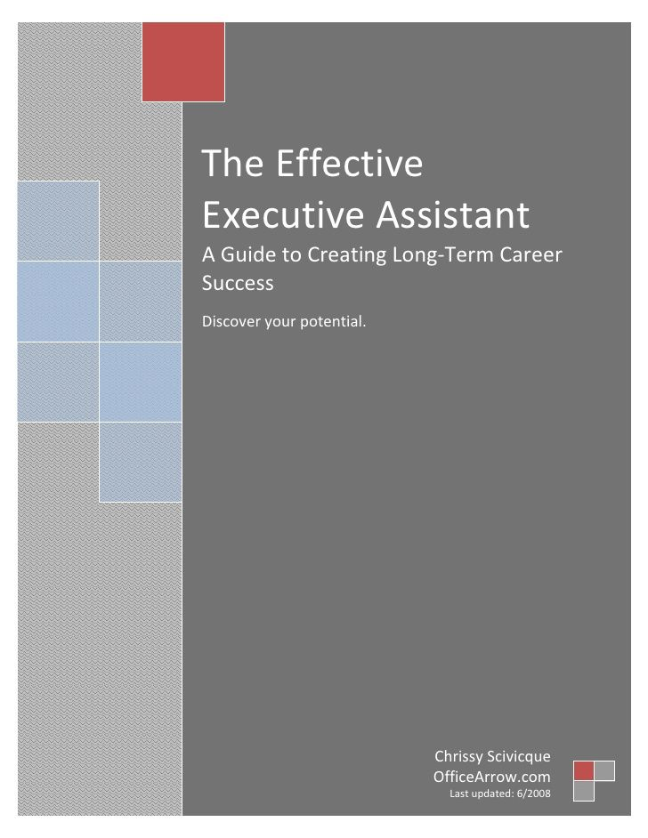 25 best ideas about Executive administrative assistant
