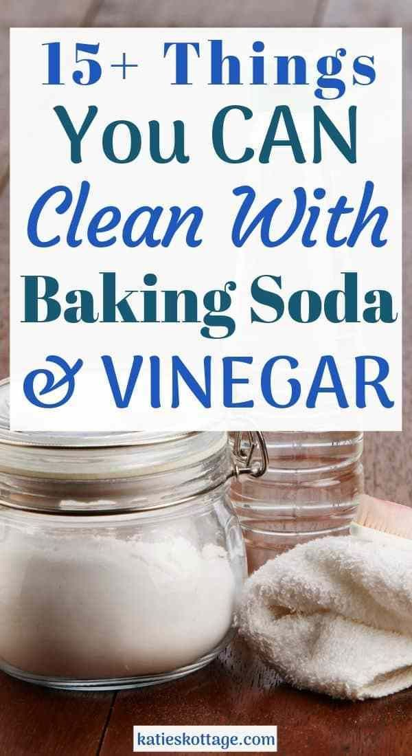 How To Clean With Baking Soda And Vinegar Baking Soda Cleaning
