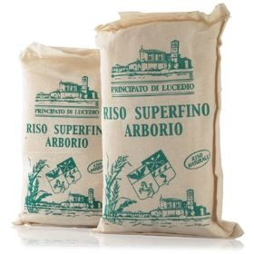 Principato Di Lucedio Arborio Rice I cook an awful lot of risotto's in all variations and this is my preferred rice.