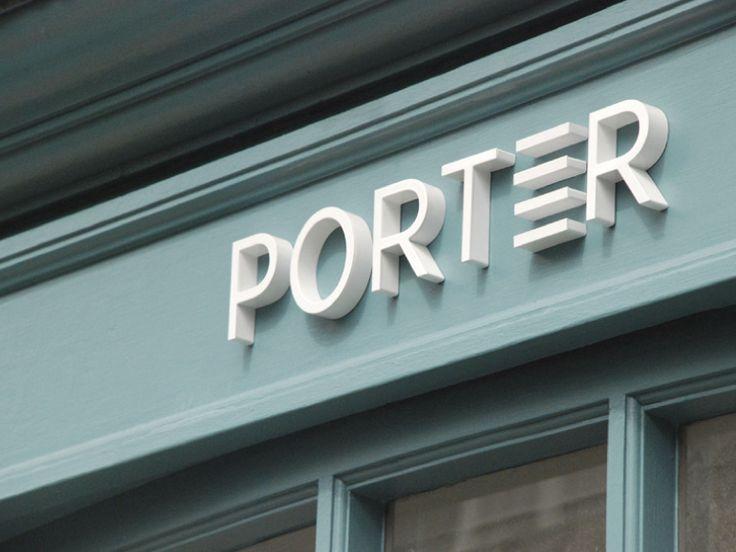 The Porter – Mytton Williams