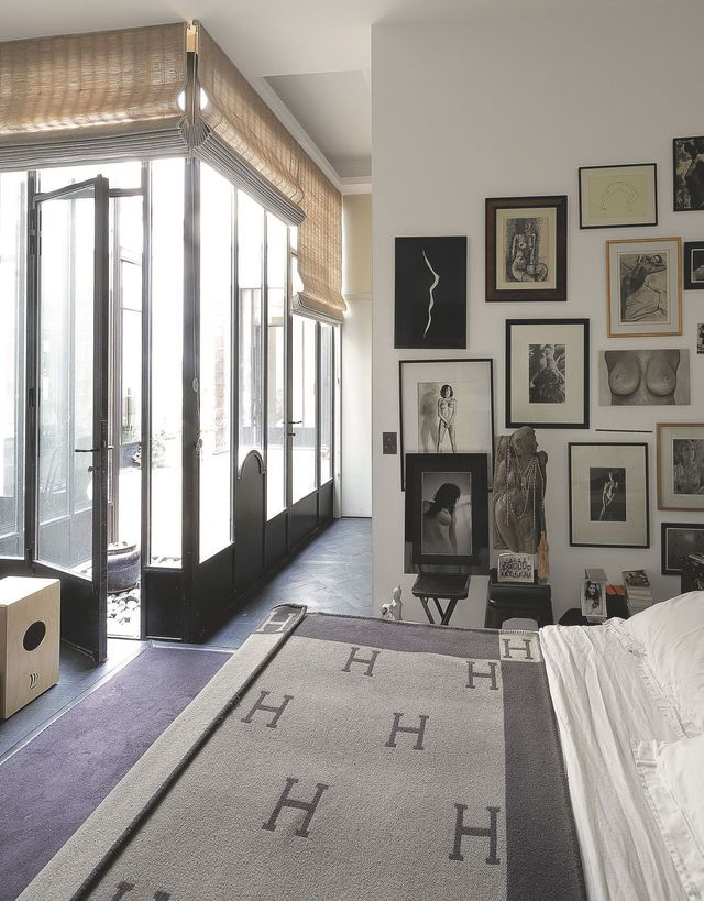 Appartement original à Paris décoré par une artiste - Côté Maison