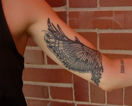 20 Impression Inner Arm Tattoos for Women and Girls (1)