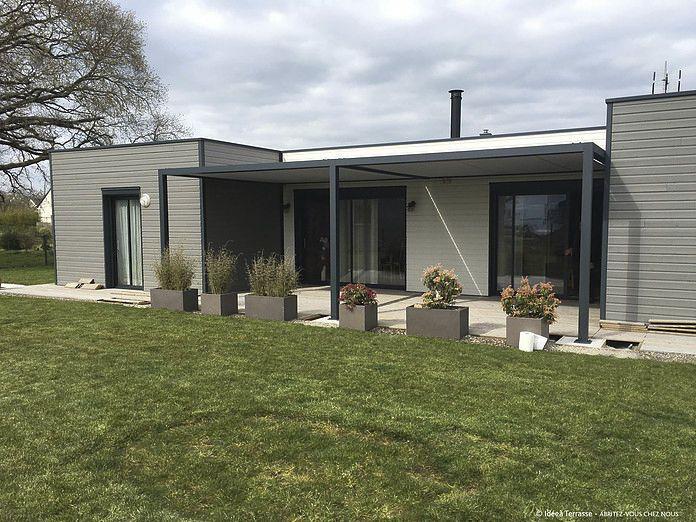 Les 25 meilleures idées de la catégorie Couverture terrasse sur ...