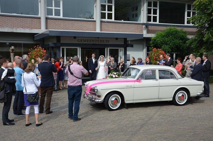 Pas getrouwd. De volvo trouwauto Amazon staat al weer klaar.  http://www.volvo-trouwauto.nl/