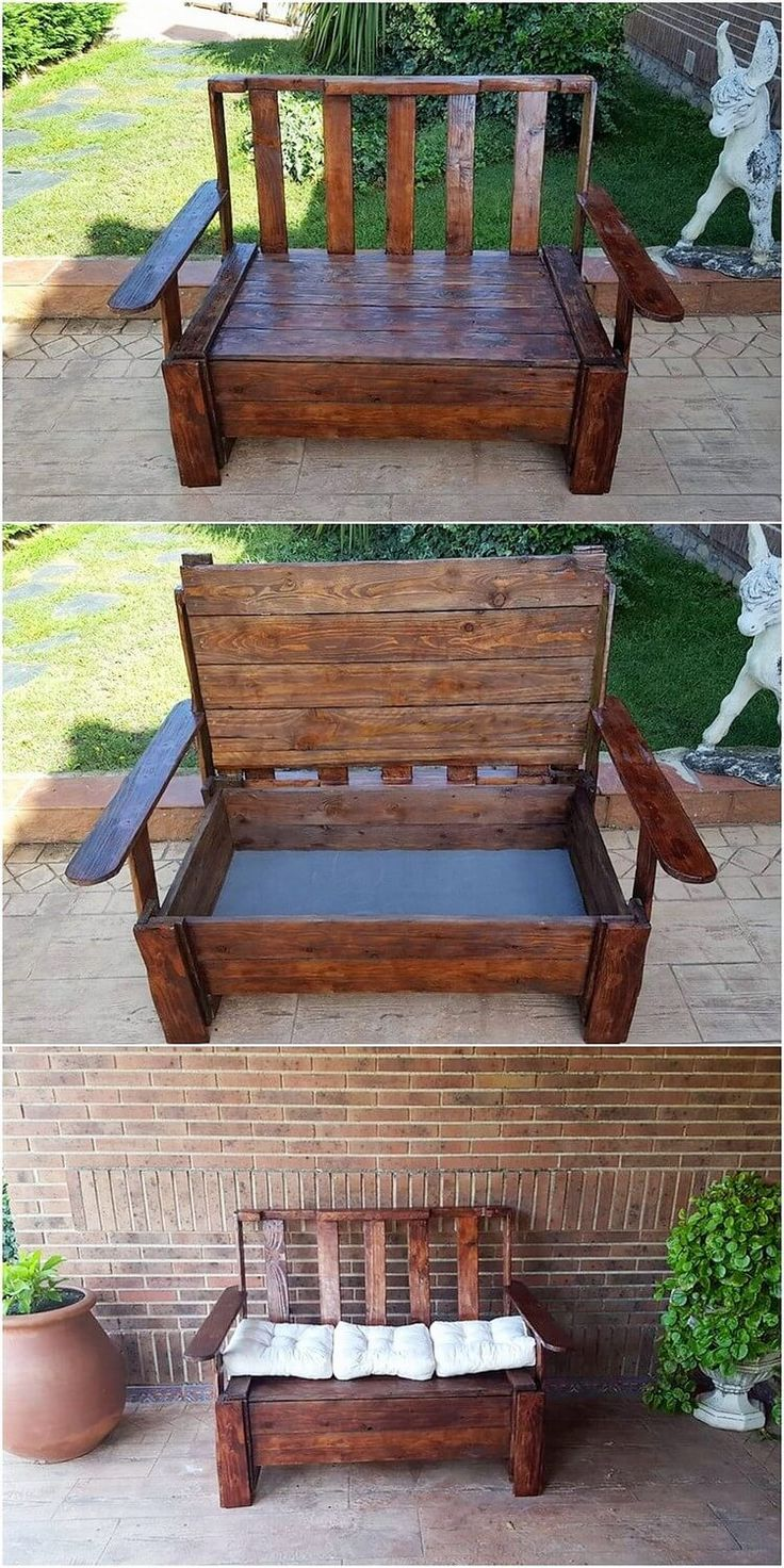 Easiest and Cheap Shipping Wood Pallet Repurposing Ideas