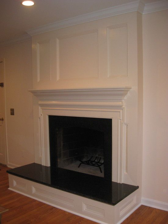 Traditional Family Room Fireplace Hearth Design, Pictures, Remodel, Decor and Ideas - page 6