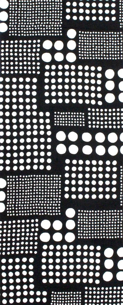 Japanese washcloth, Tenugui 水玉 Polka dots                                                                                                                                                     More