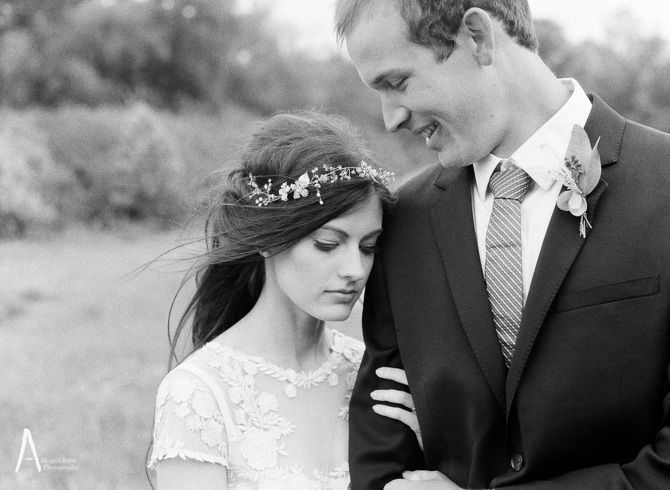 Carnton Plantation Orchid Shoot // Nashville Film Wedding Photographer - Nashville Fine Art Documentary Film Wedding and Family Photographer // Abigail Bobo Photography