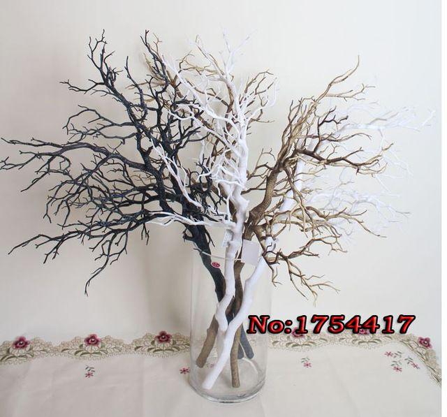 "AE09061 artificial wedding centerpiece tree branches 37"" artificial branches christmas tree decoration free shipping"
