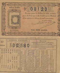 a loteria nacional sorteo numero 4 de 1900 numero 08120