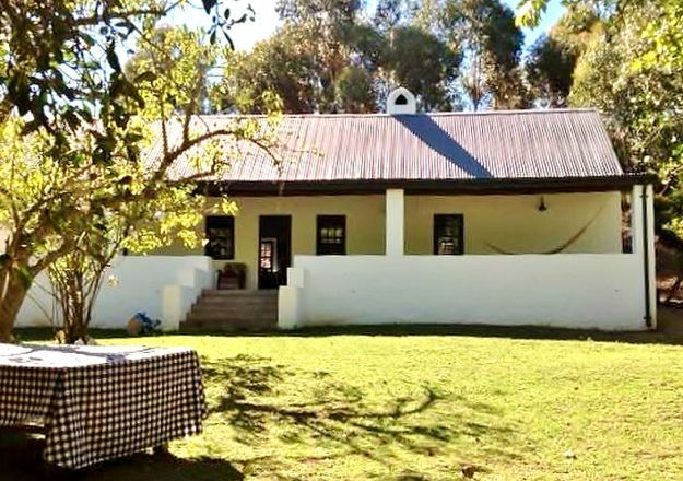 Overberg Gems - The Little Farmhouse in Stanford.