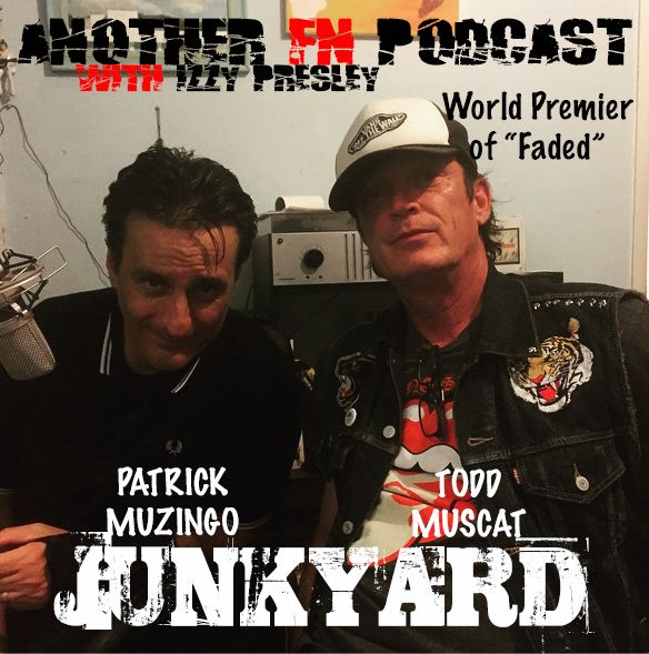 Patrick & Todd from the band Junkyard swing by to drink beer and tell…