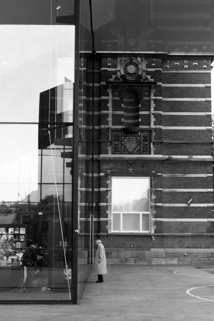 AMSTERDAM / Stedelijk Museum (ampliación de Benthem Crouwel Architects, 2012) © F.Martin