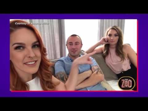 Adult Film Actress Amarna Miller on the NOT Casting Couch | The Zoo - YouTube