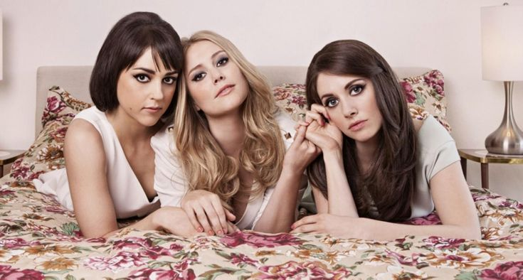 Alison Brie Julianna Guill & Cyrina Fiallo