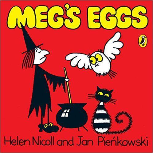 Meg's Eggs (Meg and Mog): Amazon.co.uk: Helen Nicoll, Jan Pienkowski…