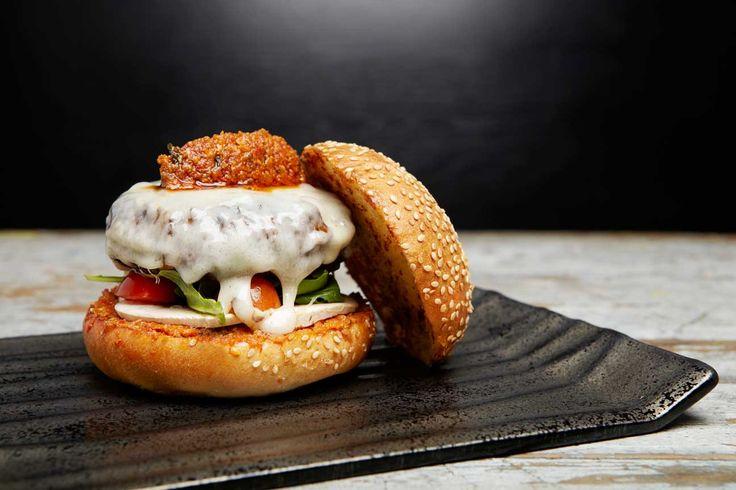 #DELI #hamburguesas #deluxe #gourmet