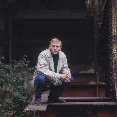 I ❤️ Daniel Craig!