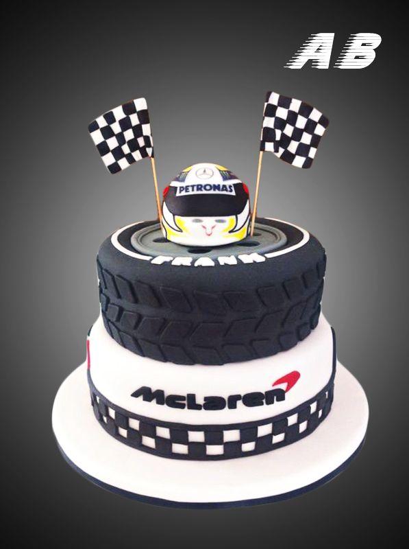 Formula 1 cake                                                                                                                                                                                 More