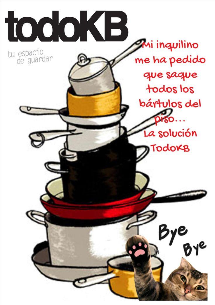 www.todokb.com Guarda y ordena la vajilla, muebles, juguetes, libros, etc... en un trastero en TodoKB Pamplona. Alquiler de trasteros sin compromiso de permanencia.