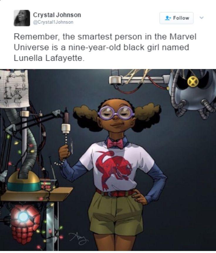 Lunella Lafayette
