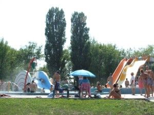 Balatonboglar Spielplatz boglari buborek