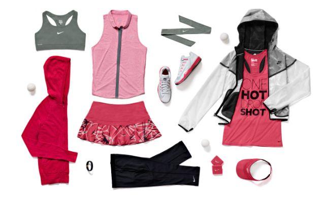 Victoria Azarenka Nike outfit
