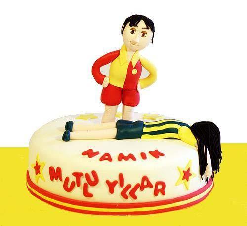 Galatasaray taraftar Pastası